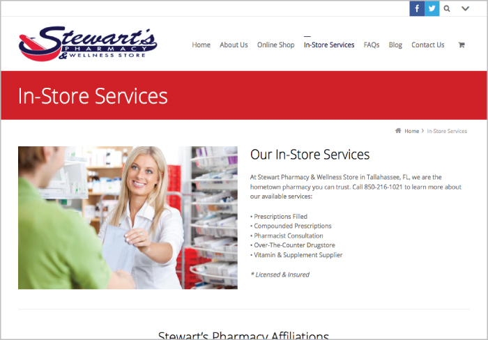 In-StoreServices