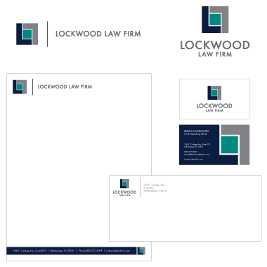 Lockwood Law Firm Rebranding Project