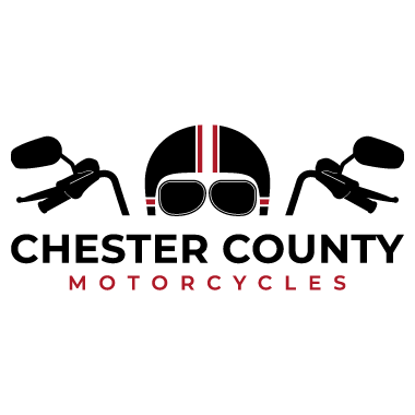 Chester County Motorcycles Logo Design